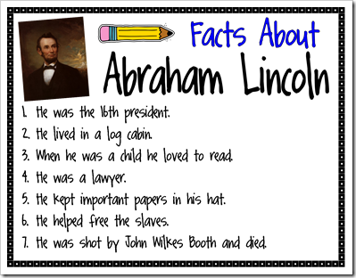 Abraham Lincoln Free Essay, Term Paper and Book Report